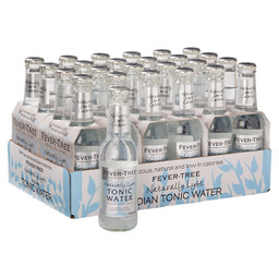 NATURALLY LIGHT FEVER TREE TONIC 20CL