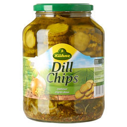 DILL CHIPS KUHNE