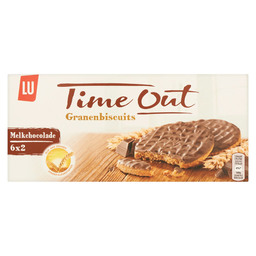 TIME OUT CHOCO  GRANENBISCUITS