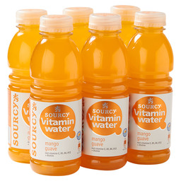 VITAMIN WATER 50CL MANGO GUAVE