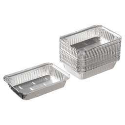 ALU DISH RH 930 ML 214X151X38 MM