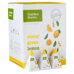 THEE SUNNY GREEN LEMON 2GR FAIRTRADE