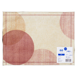 PLACEMAT PAPER 30X40CM GRAVITO