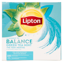 THEE GREEN TEA MINT LIPTON FGS