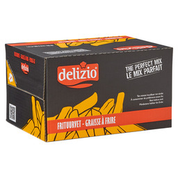 FRYING FAT MIX DELIZIO 4X2,5KG