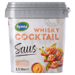 WHISKEY COCKTAIL SAUCE