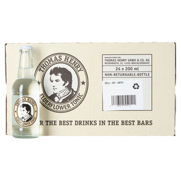 ELDERFLOWER TONIC 20CL THOMAS HENRY