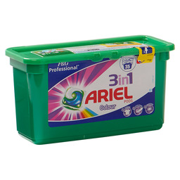 ARIEL 3-IN-1 PODS COLOR  35 PODS