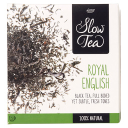 TEA ROYAL ENGLISH SLOW TEA