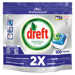 DREFT DISHWASHER ORIGINAL REGULAR