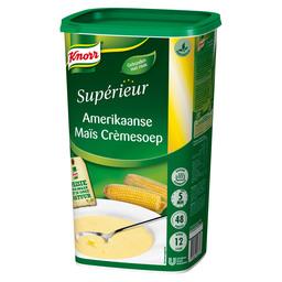 MAISSOEP AMERIKAANS SUPERIEUR KNORR