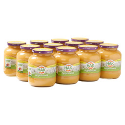 APPLE SAUCE 710ML AUTHENTIC DUTCH