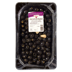 OLIVES BLACK STONED MILD SPICED