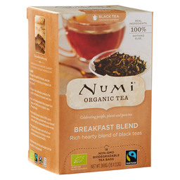 THEE BREAKFAST BLEND BIO / FAIRTRADE