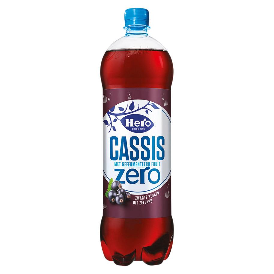 HERO CASSIS ZERO PET 1,25L VERV. 2129850