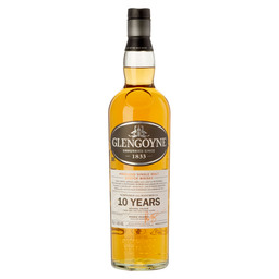 GLENGOYNE 10YO SINGLE MALT WHISKY