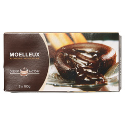 MOELLEUX CHOCOLADE P/ST 100GR