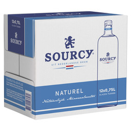 SOURCY NATUREL 75CL KZV