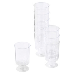 COCKTAIL GLASS 40 ML PS WITH BASE