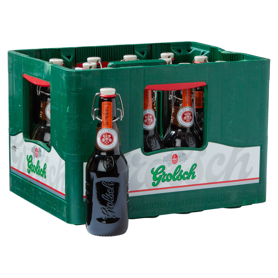 GROLSCH VOLLE DUBBEL 45CL