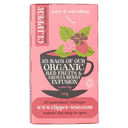 THEE RED FRUITS&ARONIA INFUSION BIO