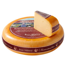 FARMHOUSE CHEESE L. MATURED KAASMAEKER