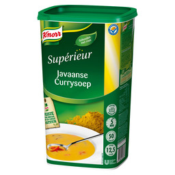 CURRY SOUP JAVANESE SUPERIOR