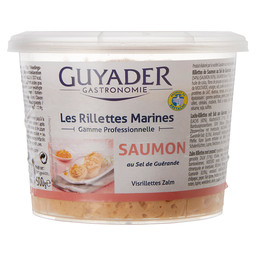 RILLETTES SALMON