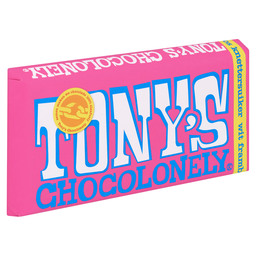 TONY'S CHOCOLONELY WHITE FRAMB. CRACKLES