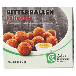 VEAL CROQUETTE 30 GR