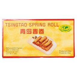 MINI SPRINGROLL GOLDEN GLOBE 15GR