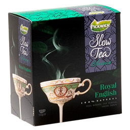 THEE ROYAL ENGLISH  PICKWICK SLOW TEA