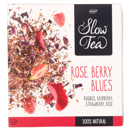 THEE ROSE BERRY BLUES SLOW TEA