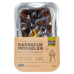 PREMIER BARBECUE MUSSELS 3X700 GR.
