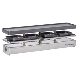 GOURMET - RACLETTE GRILL 'SLIM 4 AND MOR