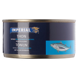 TUNA NATURAL 185GR IMPERIAL