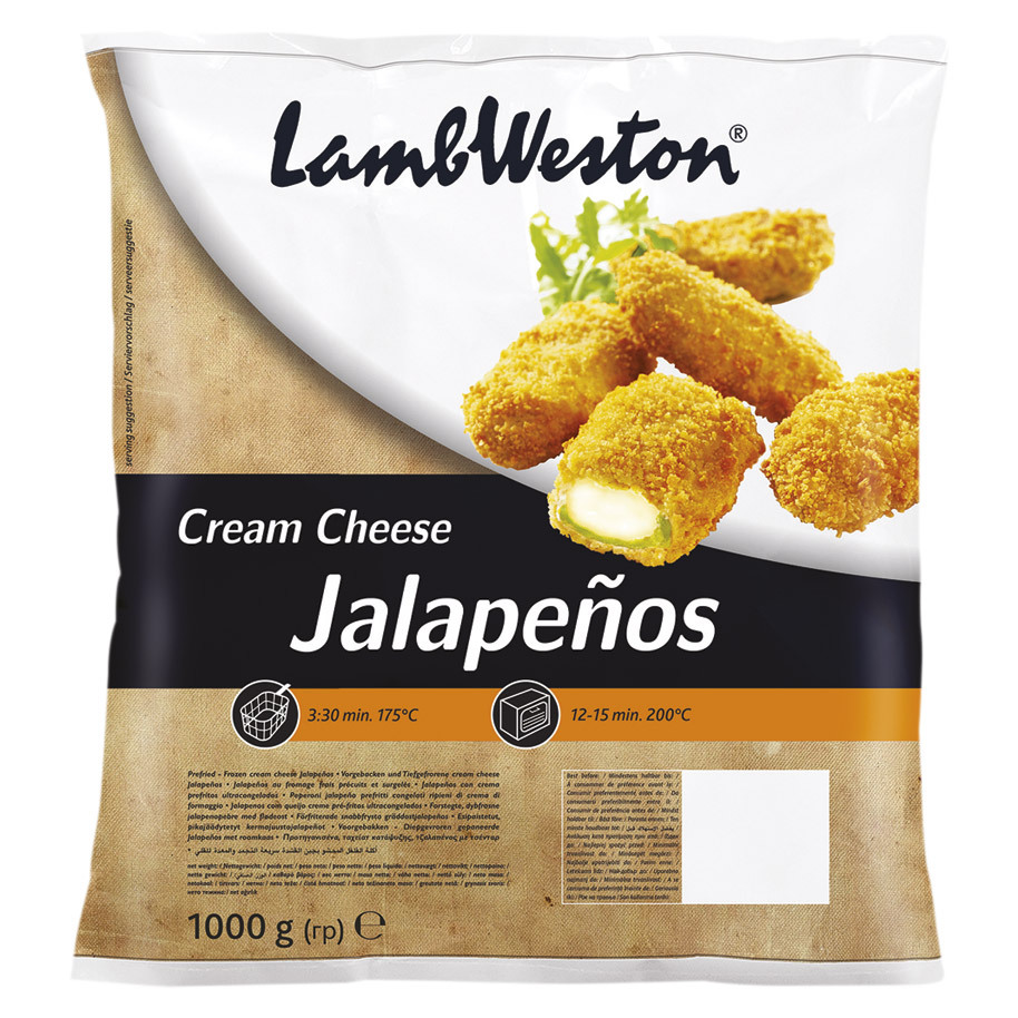 CREAM CHEESE JALAPENOS PEPPERS