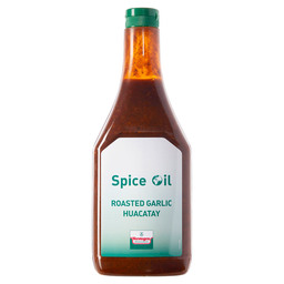 SPICE OIL ROASTED GARLIC HUACATAY