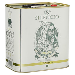 OLIVE OIL TORRE REAL SILENCIO ARBEQUINA