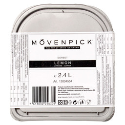 IJS LEMON SORBET  MOVENPICK