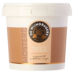 ZWOLSE MUSTARD NATURAL COARSE