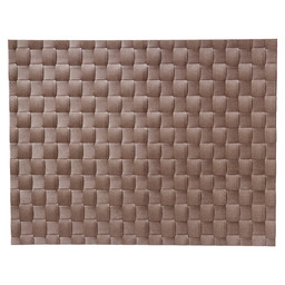PLACEMAT SALEEN TAUPE 30X40CM