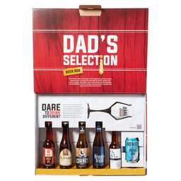 DAD'S SELECTION SPECIAALBIER 6X33CL+GLAS