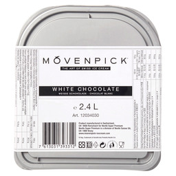 IJS WHITE CHOCOLATE MOVENPICK