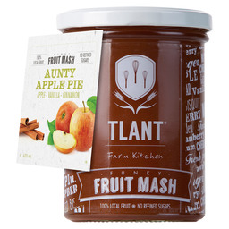 FUNKY FRUIT MASH AUNTY APPLE PIE