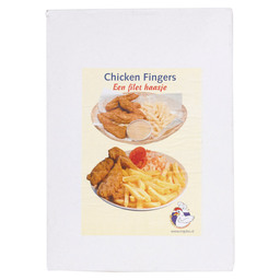 CHICKEN BREAST FINGERS MR JOHN
