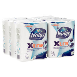 NALYS XTRA MULTI-USAGE PAPER 2 ROLL X 6
