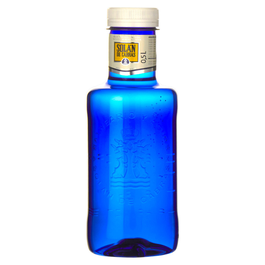 MINERALWATER 50CL PET