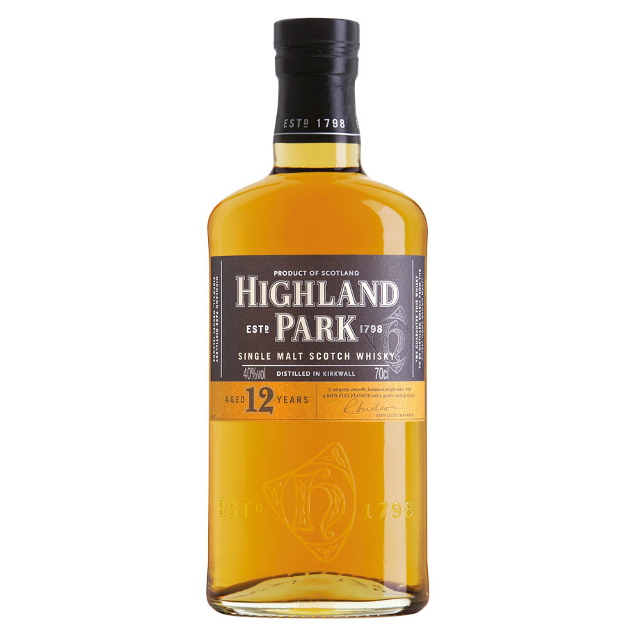 HIGHLAND PARK 12Y VIKING HONOUR