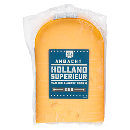 CHEESE AGED 650 GR HOLLAND SUPERIOR